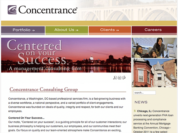 Concentrance